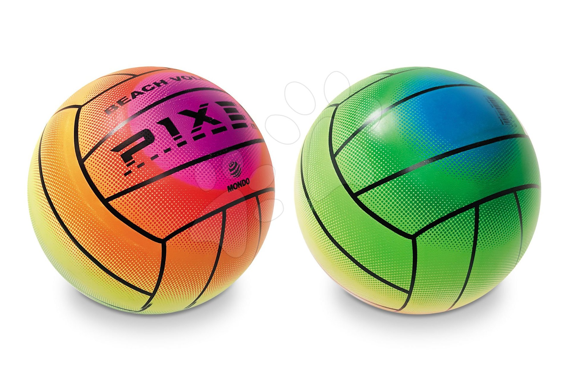 Volejbalový míč Beach Volley Pixel Mondo 210 mm