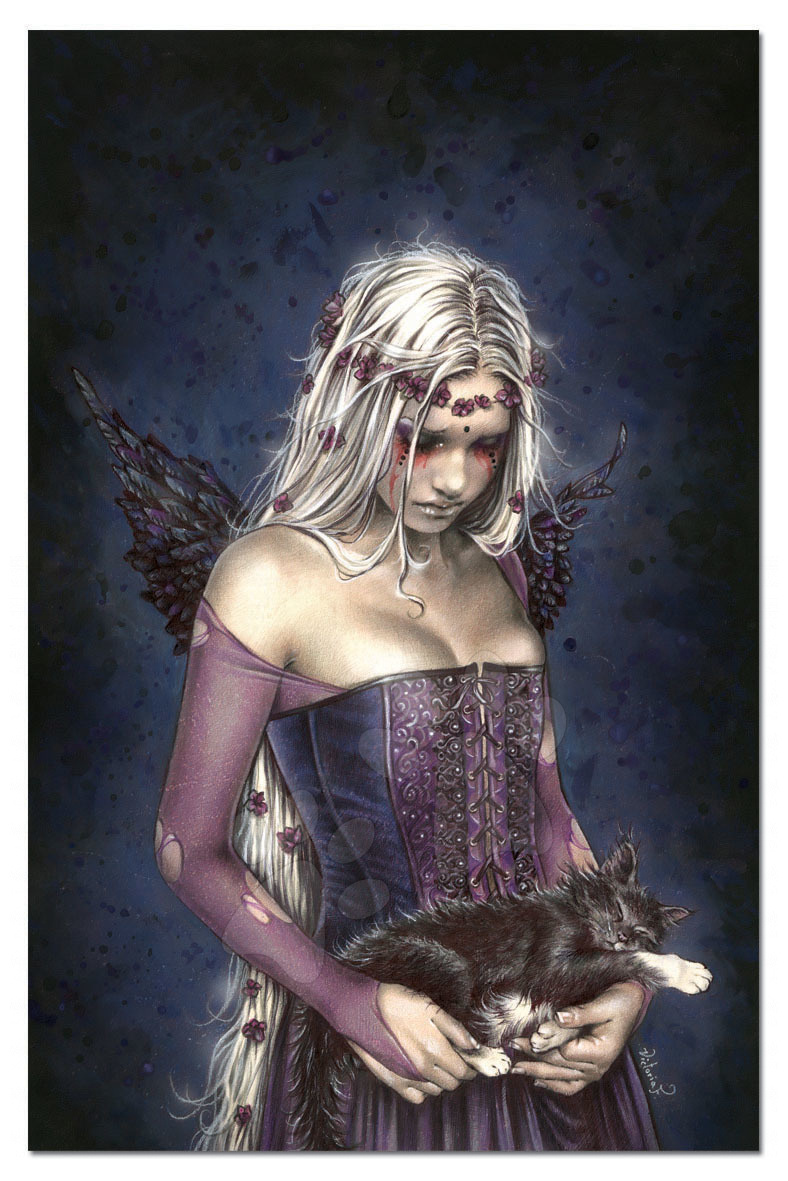 Puzzle Angel of death Educa 1000 dielov