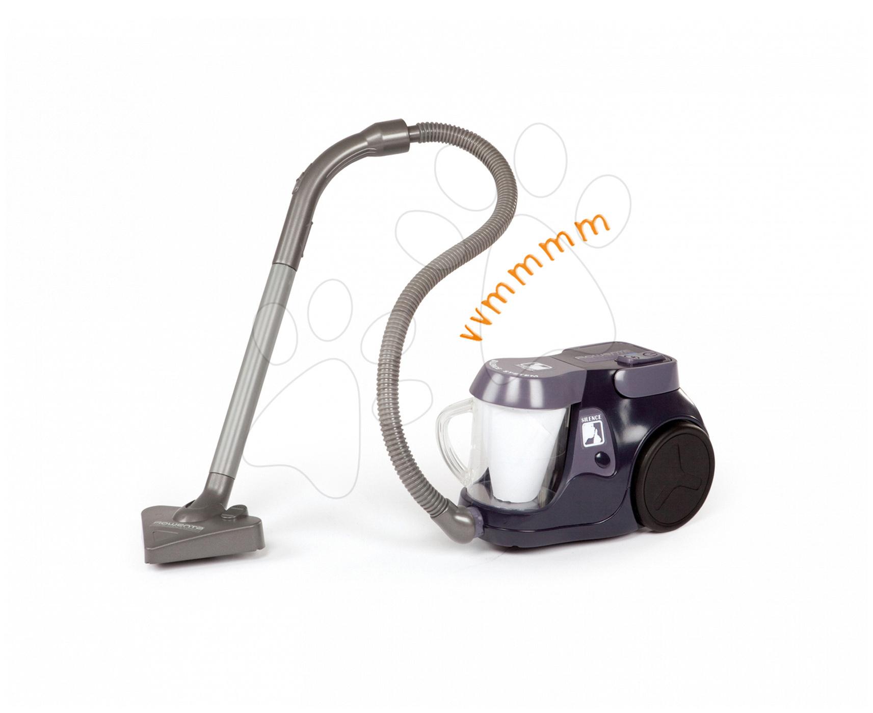 Vysávač Rowenta Smoby elektronický s vodným filtrom