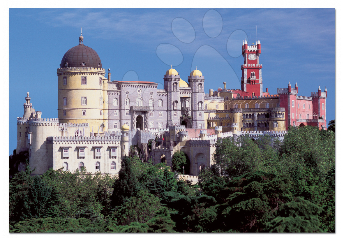 Puzzle Palacio da Pena Educa 1000 dielov