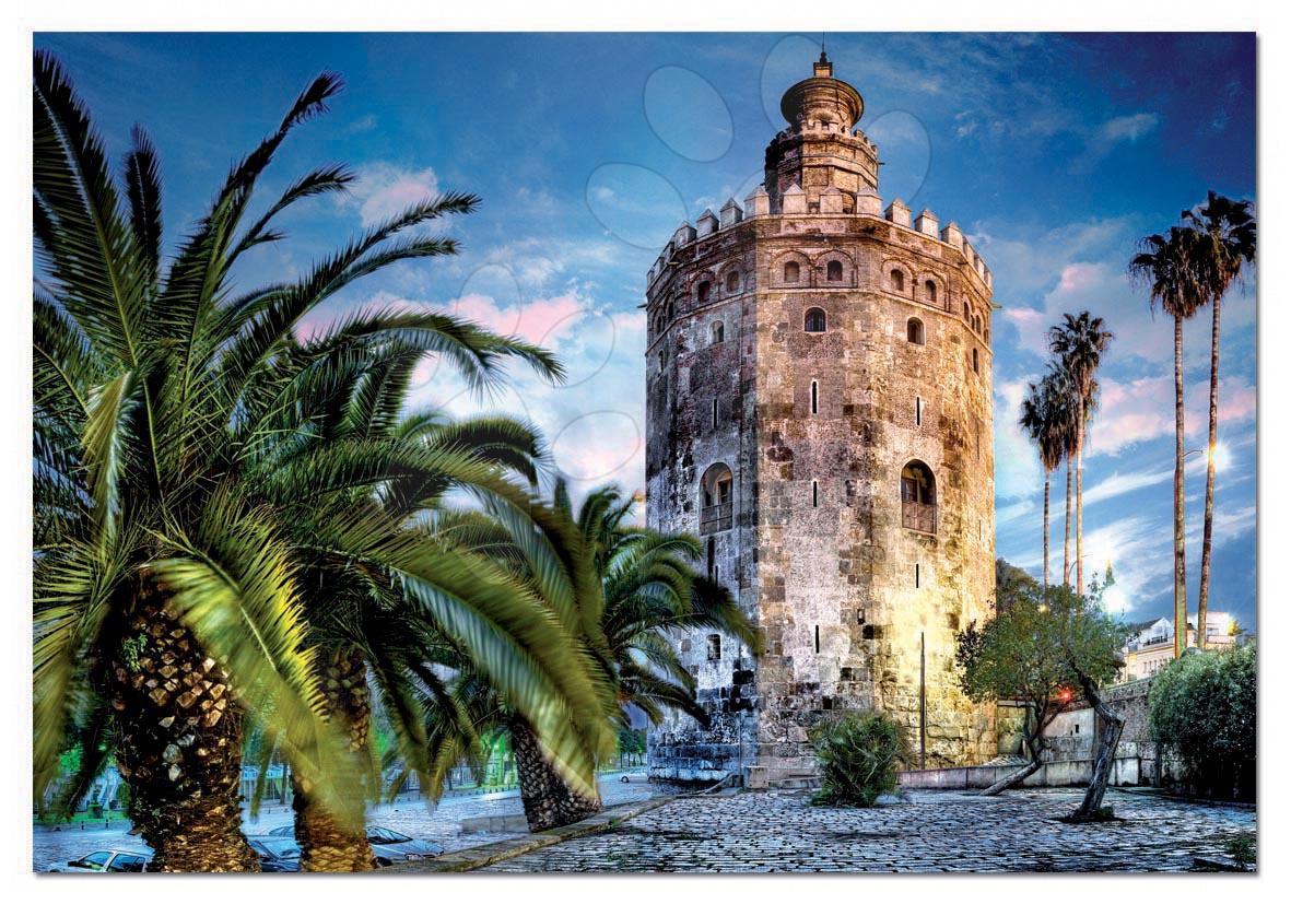 Puzzle Torre del Oro Educa 1000 dílů od 12 let