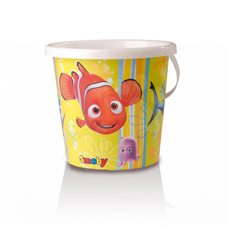 Găleată mare În căutarea lui Nemo WD Smoby (22 cm înalt) de la 18 luni