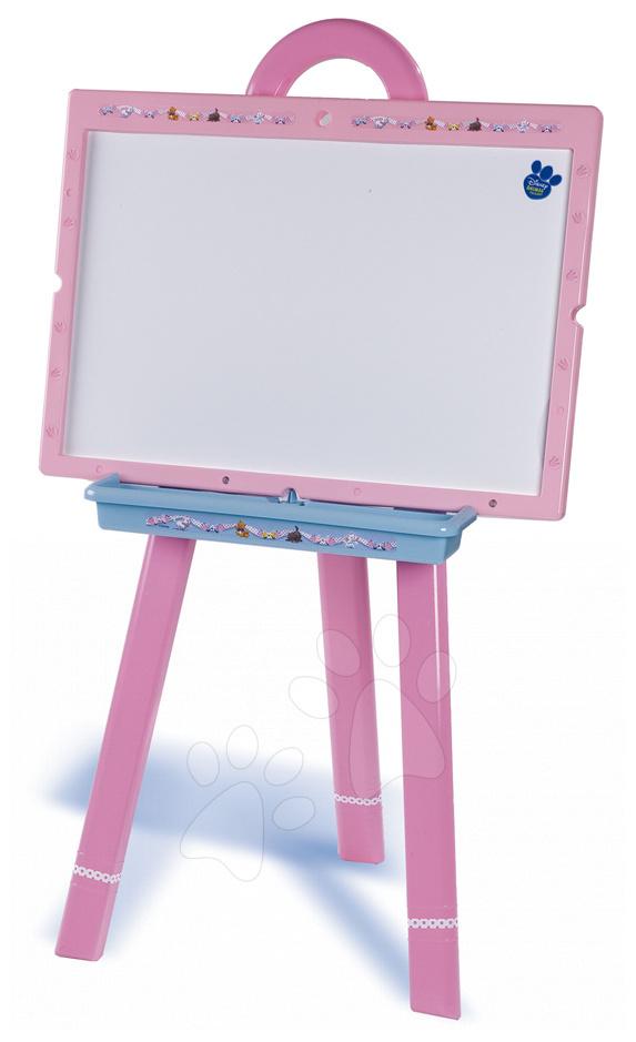Mačky aristokratky školská tabuľa Smoby na písanie 102 cm vysoká