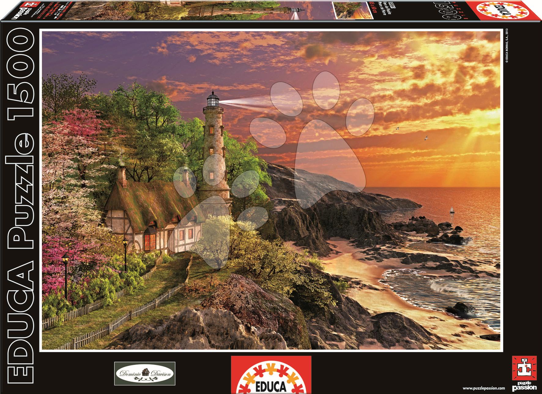 Puzzle Stoney Cove Educa 1500 dílků