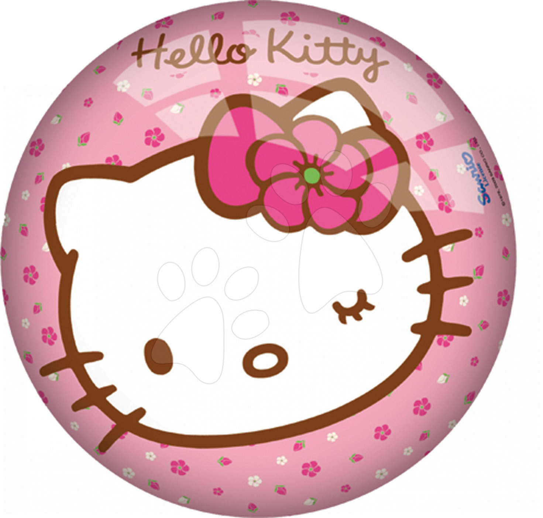 Rozprávkové lopty - Rozprávková lopta Hello Kitty Mondo 6 cm
