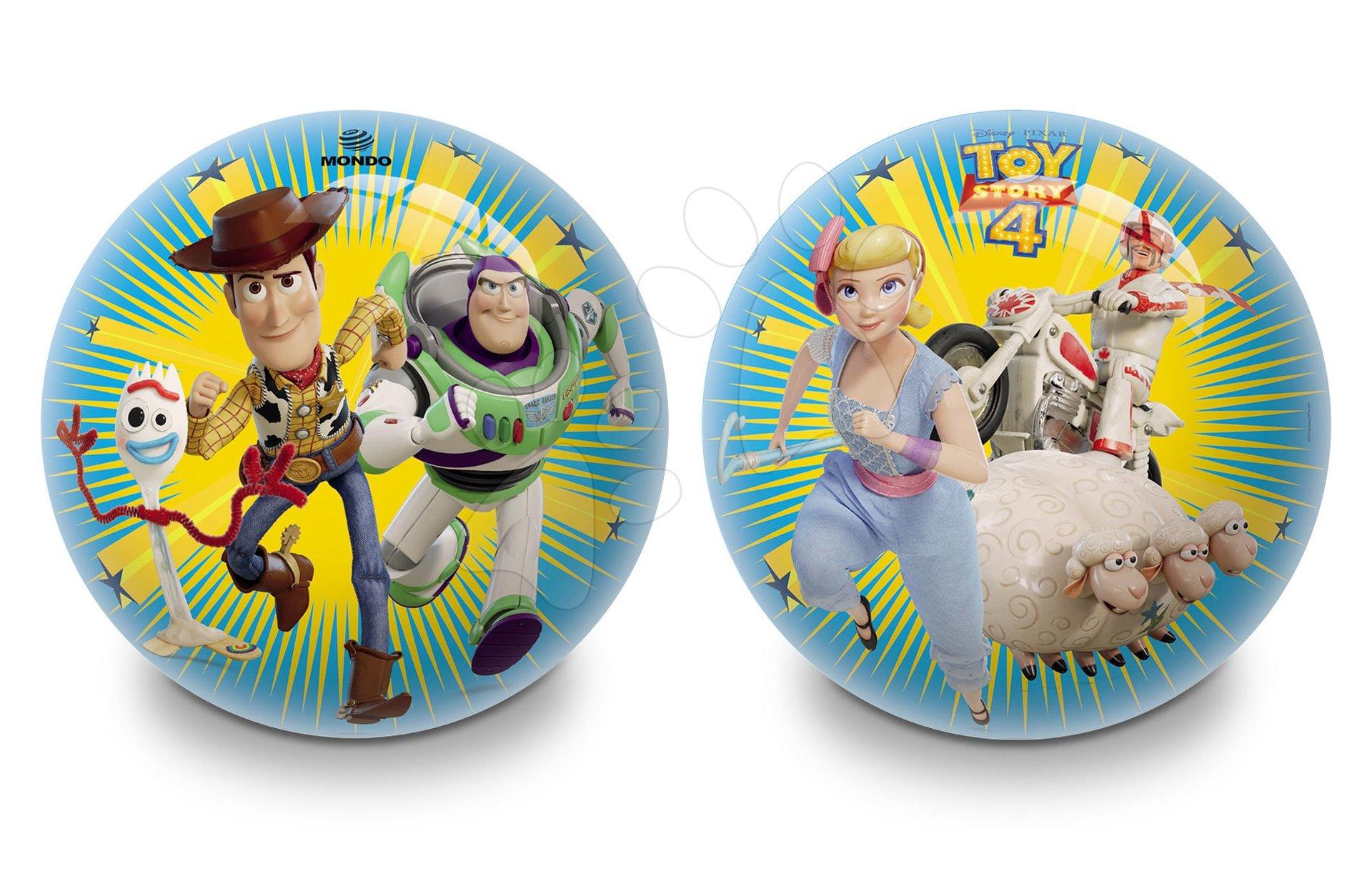 Pohádkové míče - Pohádkový míč Toy Story Mondo 14 cm