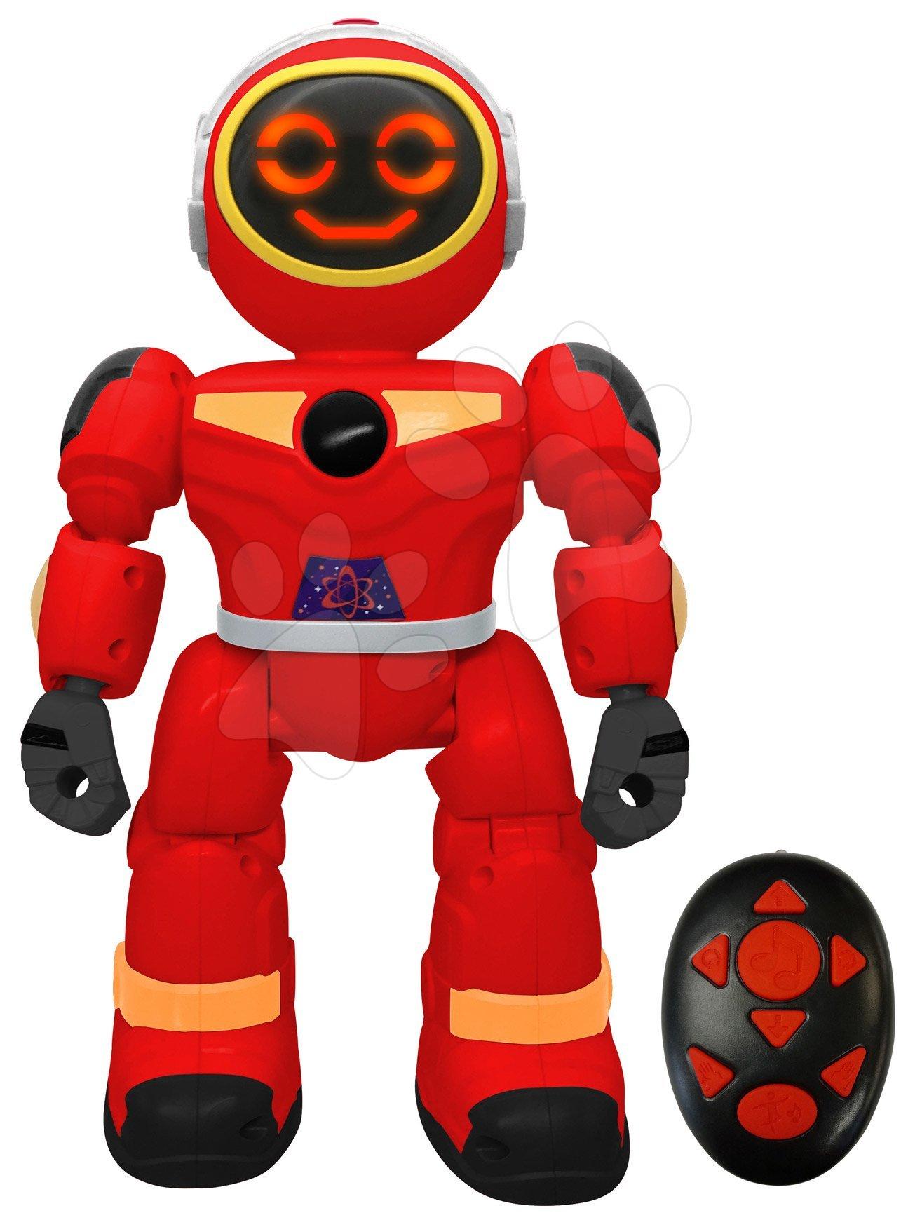 Robot z daljinskim vodenje My First Robot Kiddieland z zvokom in lučko od 18 mes