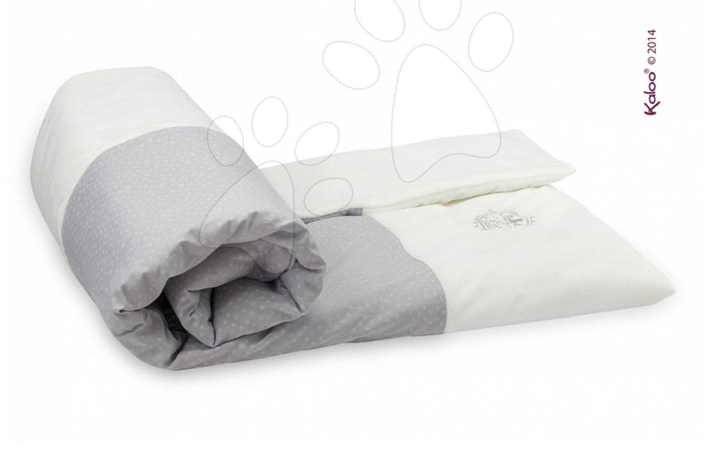 Detské deky - Prikrývka pre najmenších Perle-Quilt Kaloo do postieľky od 0 mesiacov
