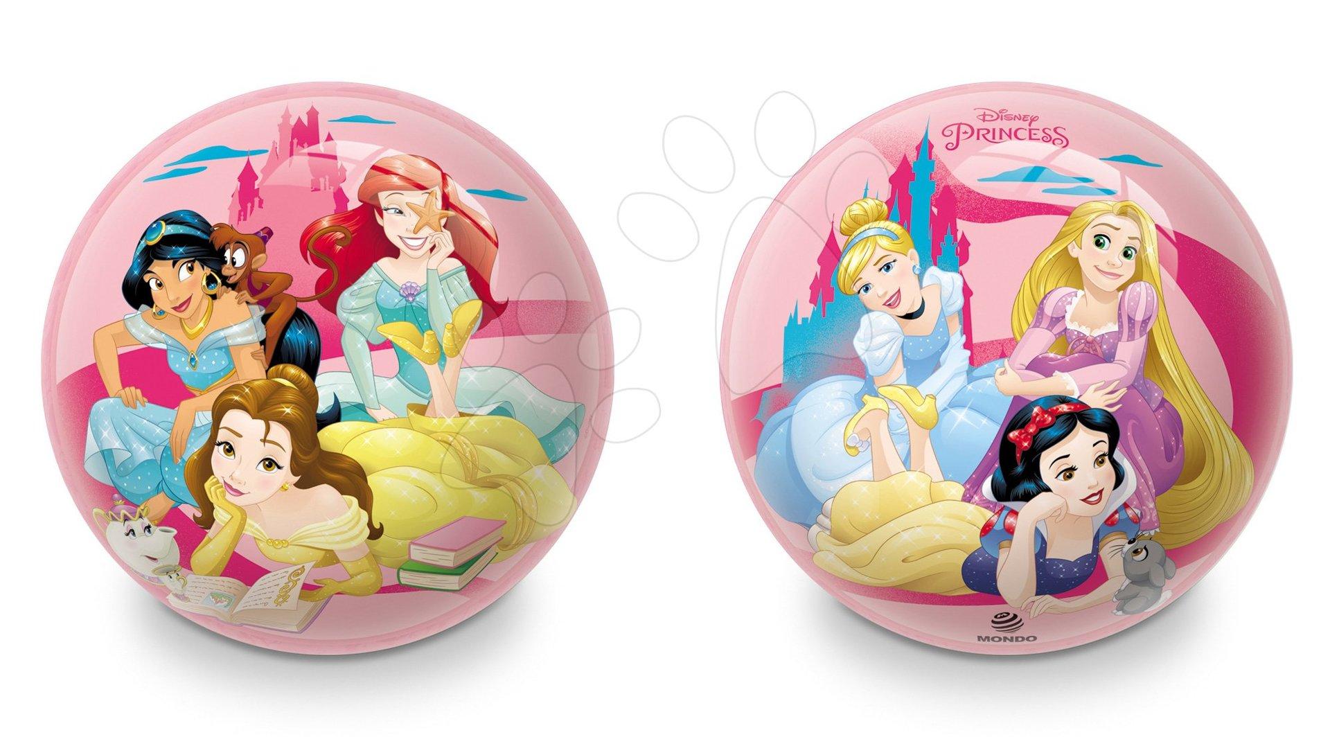Rozprávková lopta Princezné Mondo 23 cm