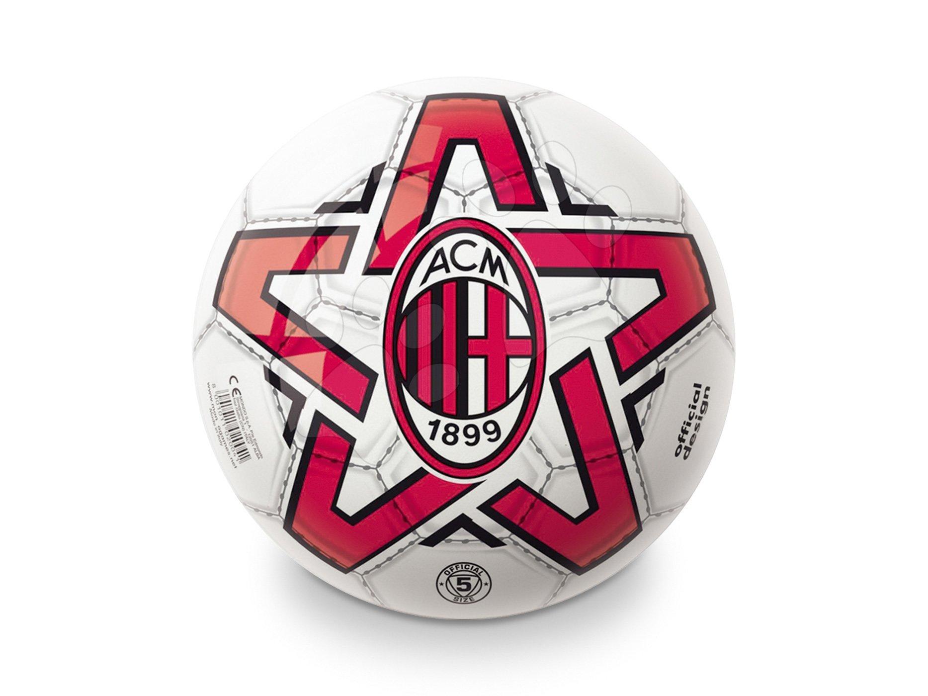 Gumi focilabda A.C.Milan Mondo méret 230 mm