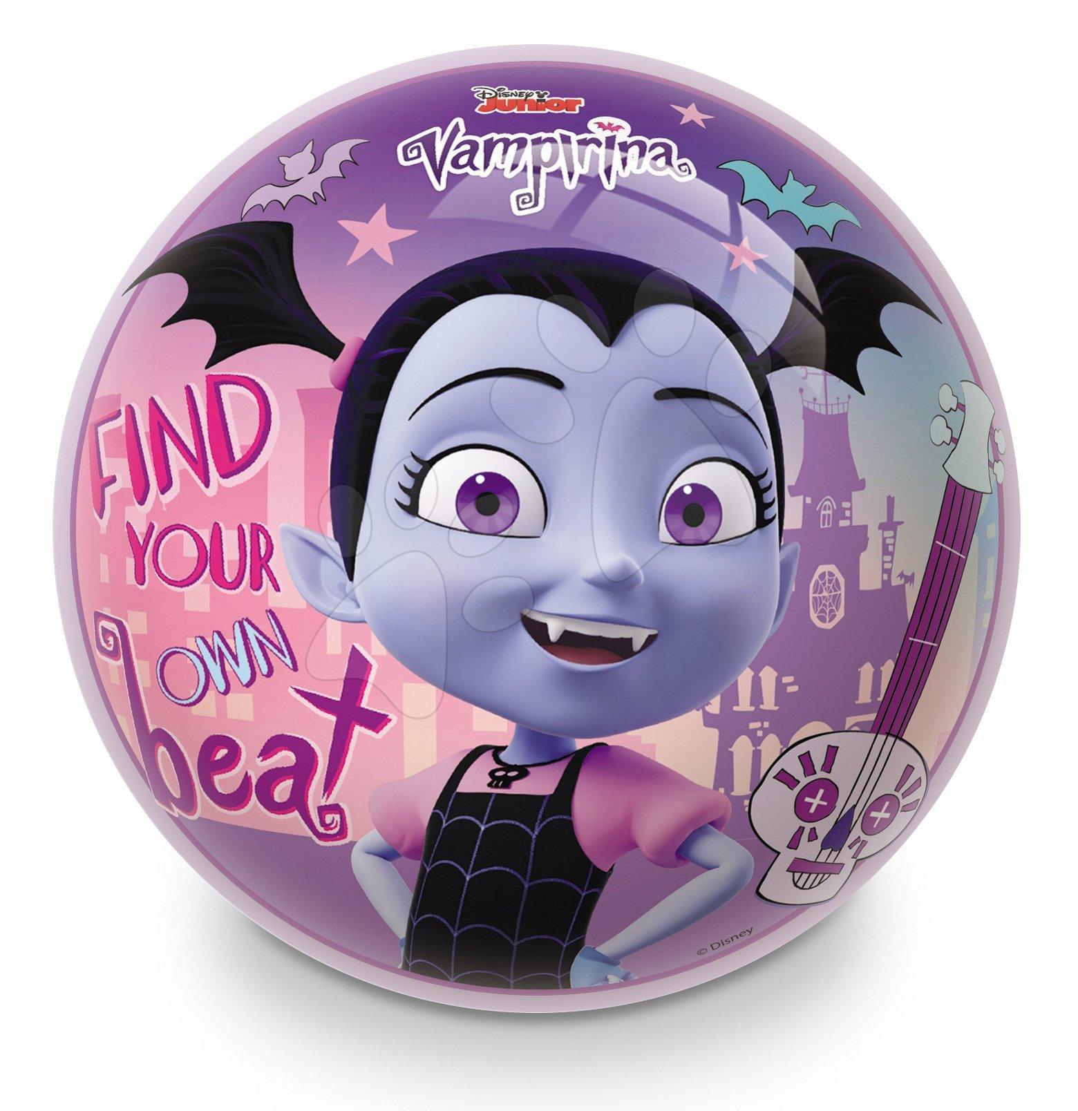 Gumová rozprávková lopta Vampirina Mondo 14 cm
