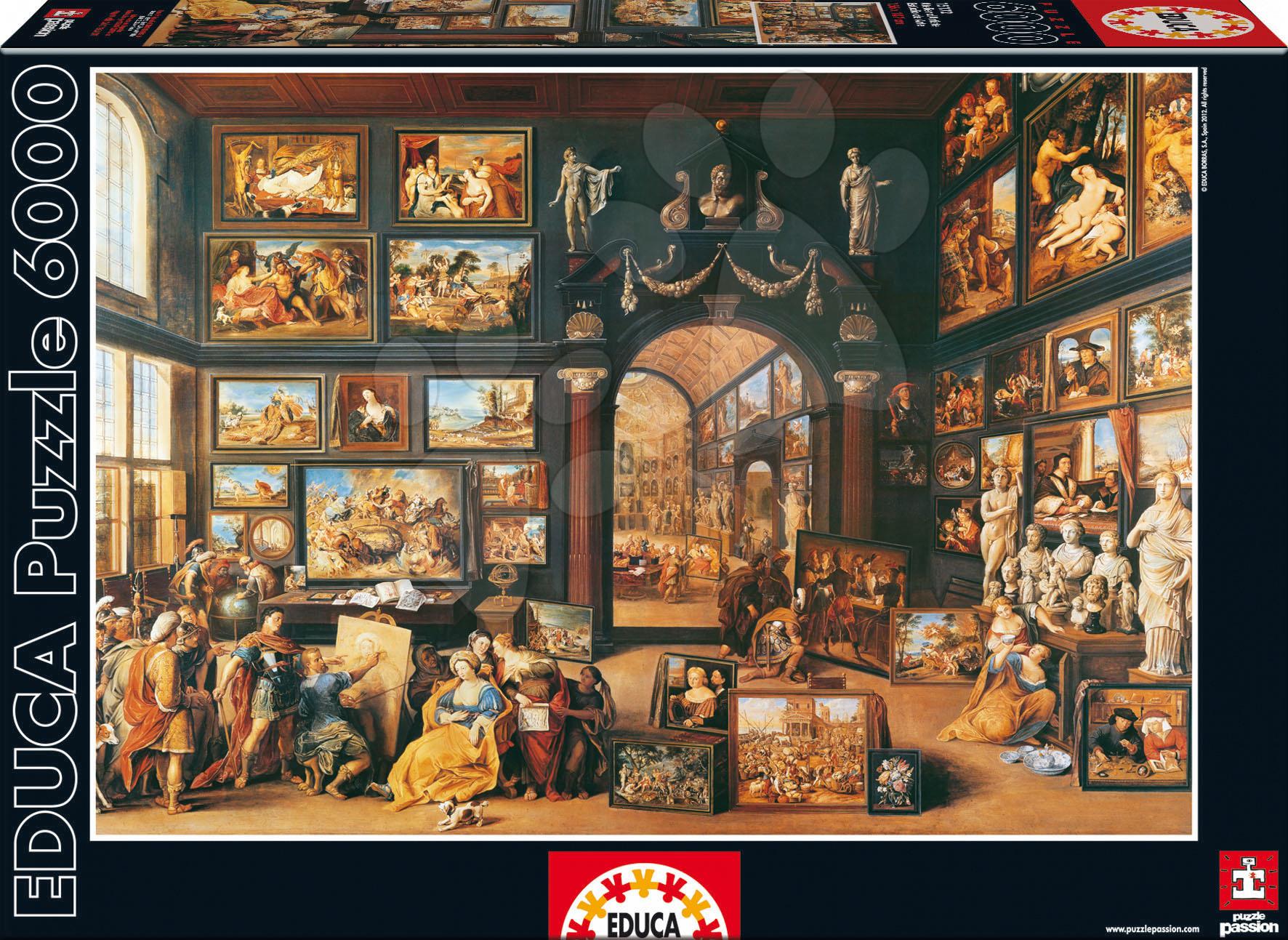 Puzzle Art Studio Educa 6000 dílků