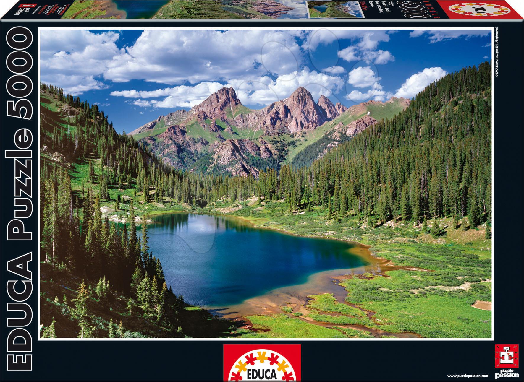 Puzzle Colorado Educa 5000 dílků
