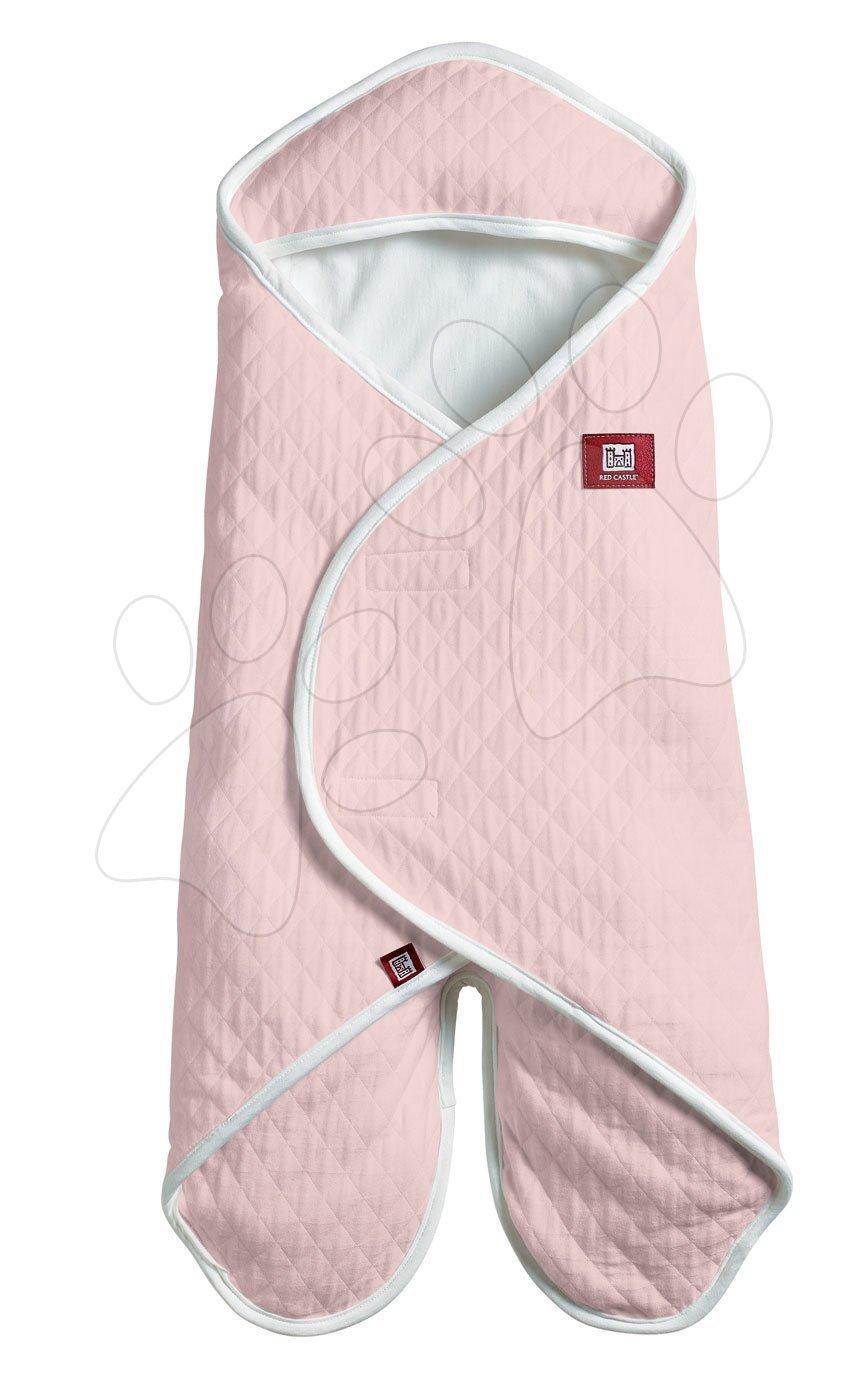 Zavinovačka Red Castle Babynomade® Fleur de Coton® ľahká ružová 6-12 mesiacov