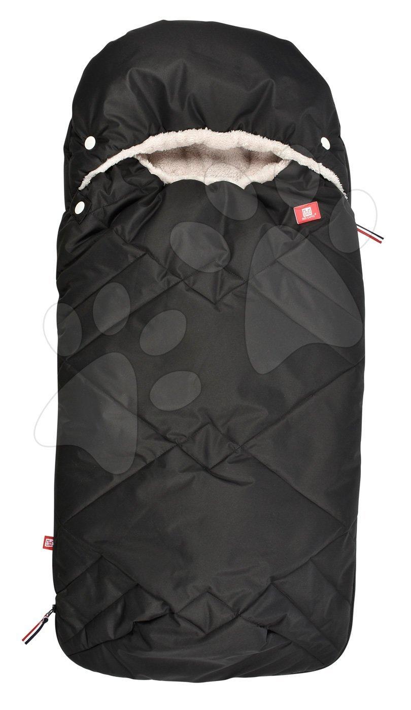 Bundazsák babakocsiba Red Castle Evolving 6-36 hó korosztálynak extra meleg kényelmes légáteresztő vízálló fekete