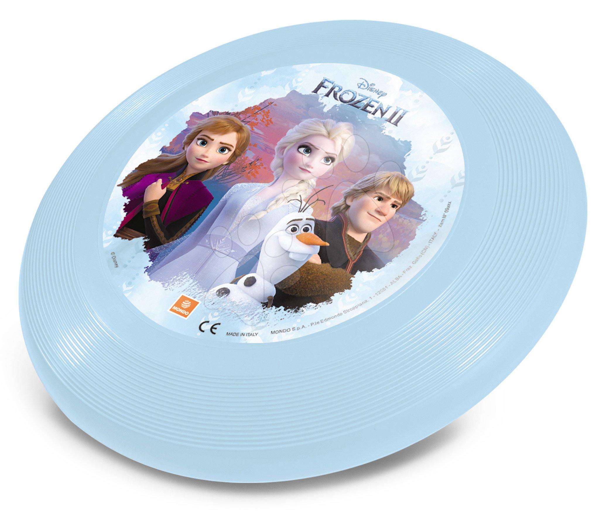 Lietajúce taniere - Lietajúci tanier Frozen Mondo priemer 23 cm