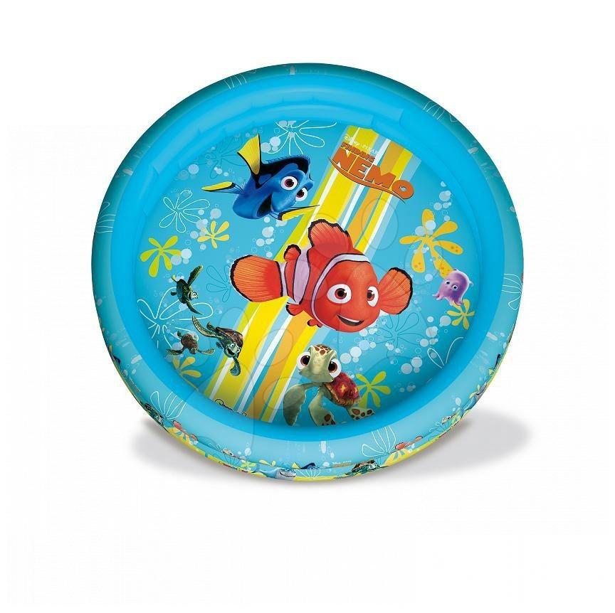 Nafukovací bazén Hledá se Nemo Smoby dvoukomorový 120 cm od 10 měsíců