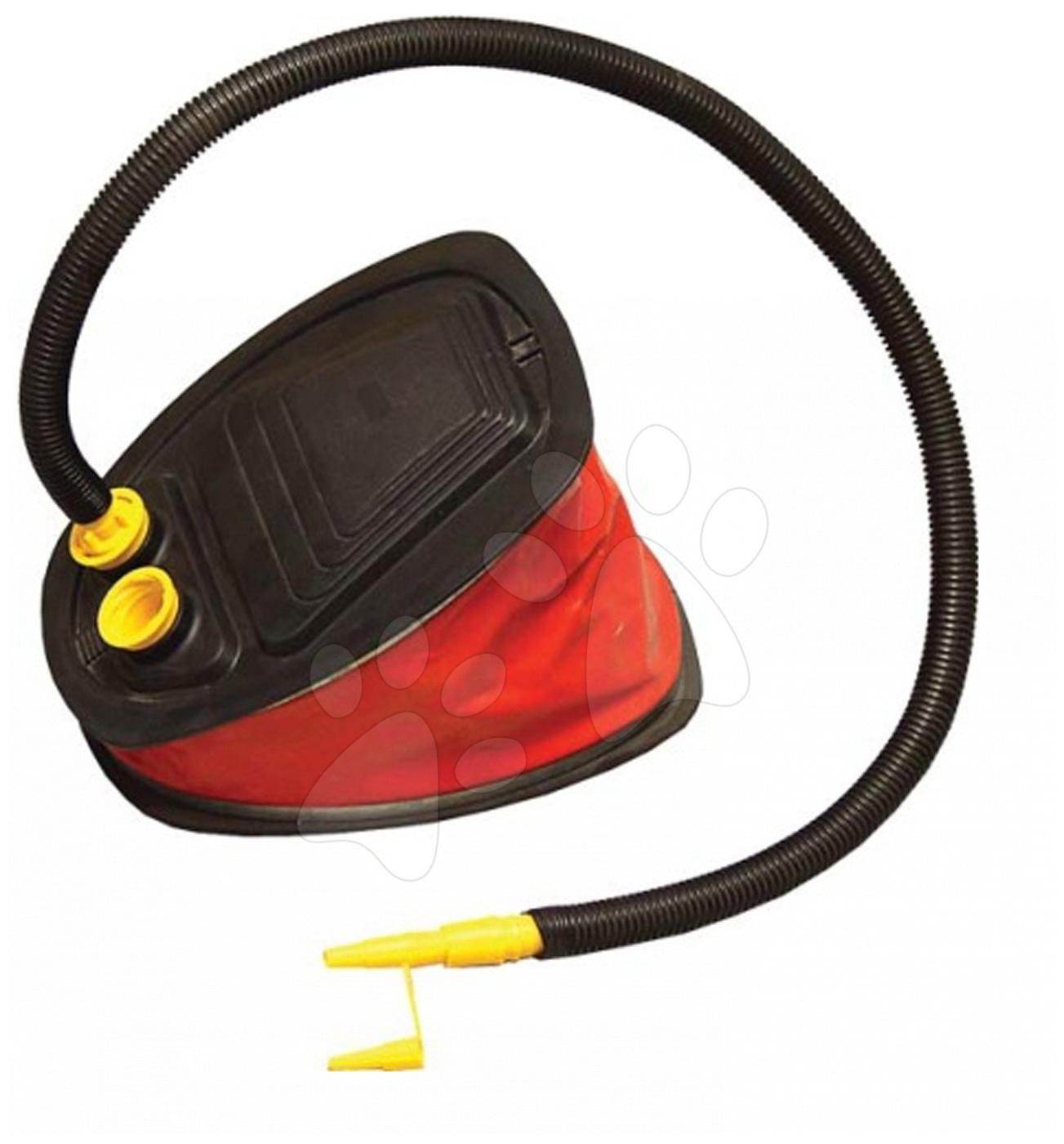 Detské bazéniky - Nafukovacia pumpa Mondo nožná s 3 ventilmi od 9 rokov