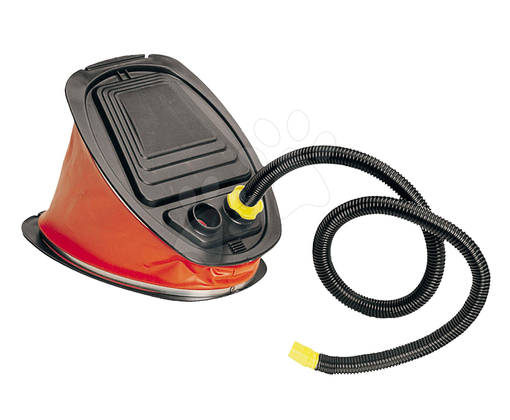 Pumpa nafukovací objem 3 litry 0,25 bar nožní s 3 ventily