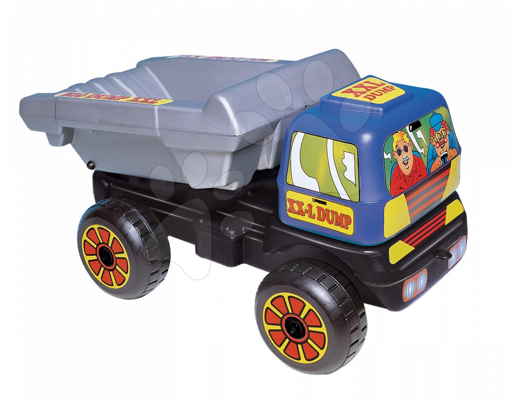 Tovornjaki - Prekucnik XXL Dohány z dvojno steno dolžina 78 cm