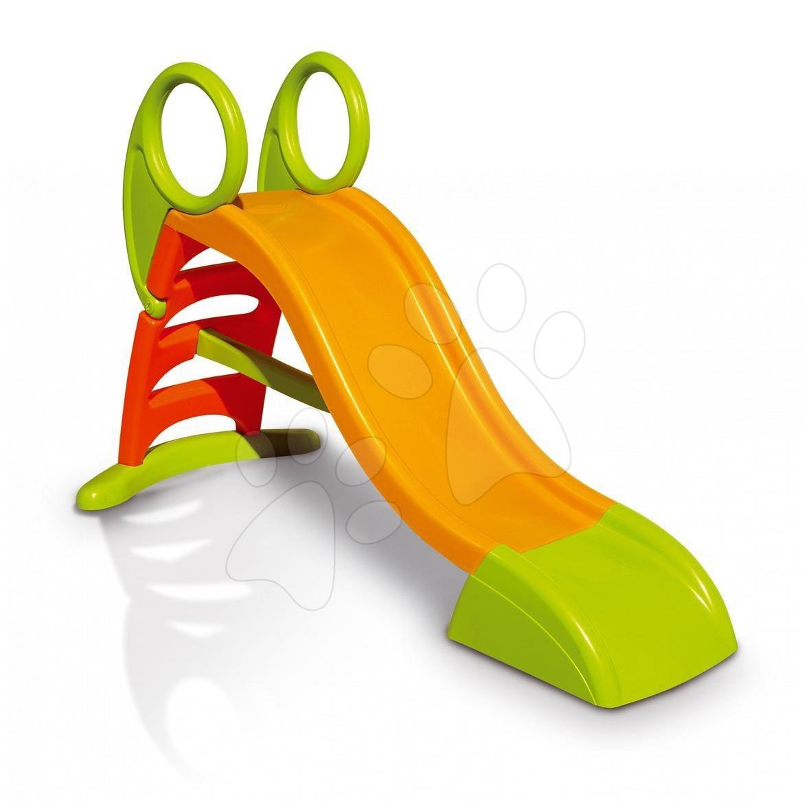 Skluzavky pro děti - Skluzavka plastová střední  tobogan s vodou 158x70x102 cm
