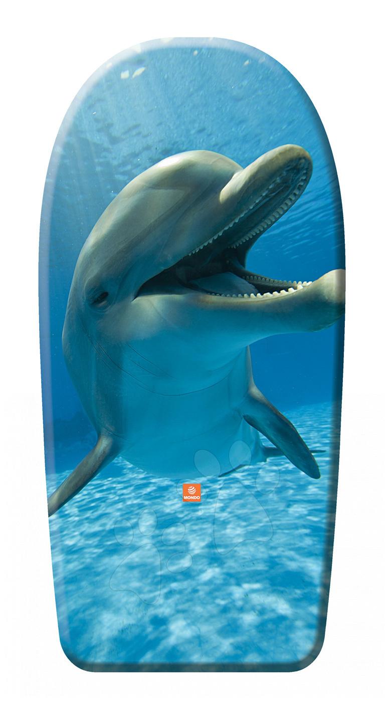 Pěnová deska na plavání Mondo 84 cm delfín