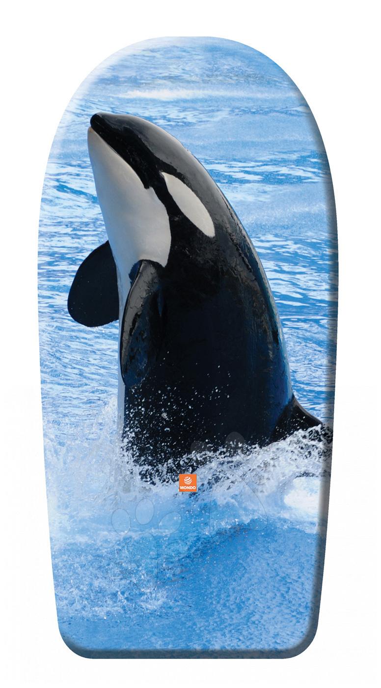 Pěnová deska na plavání Mondo 94 cm velryba
