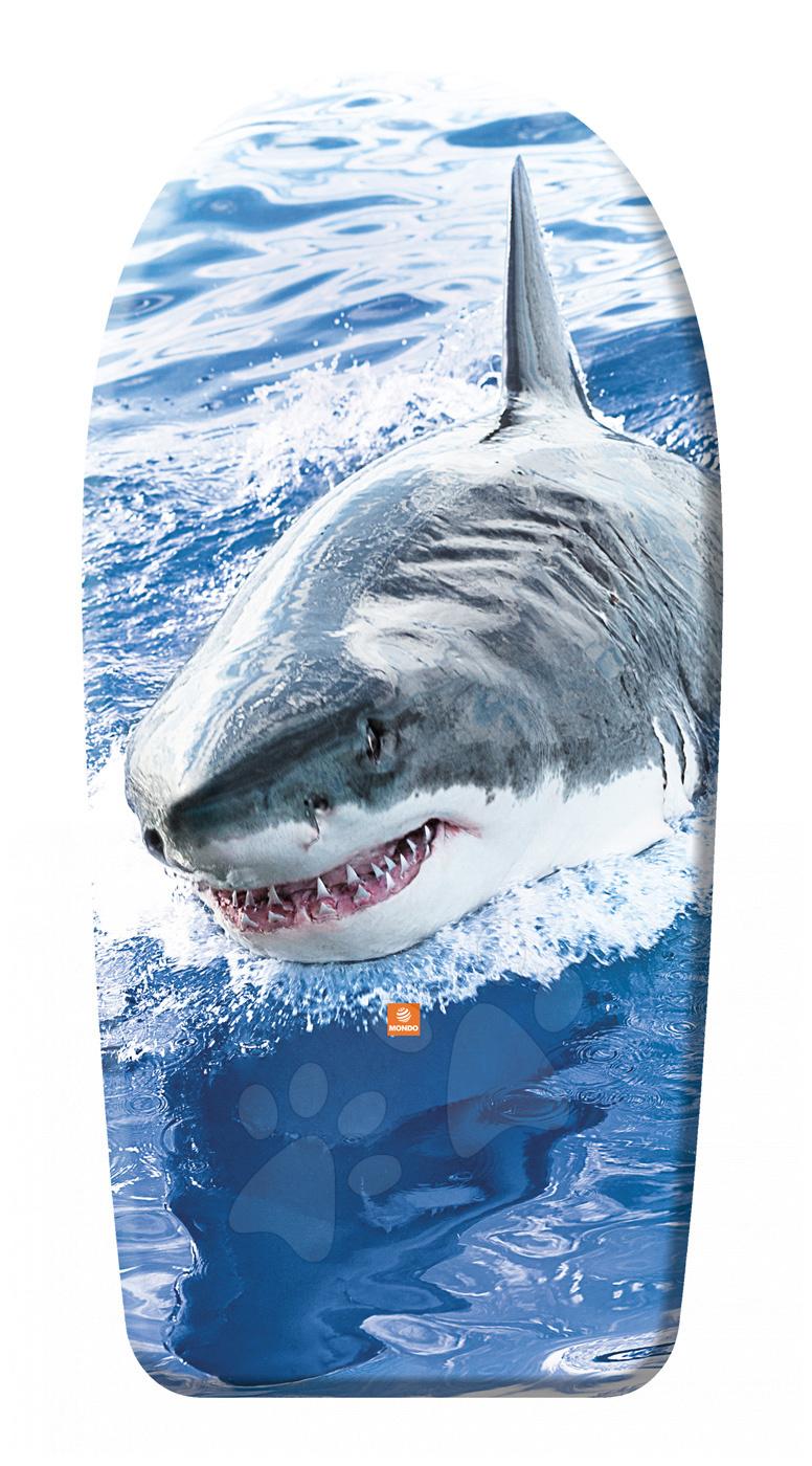 Pěnová deska na plavání Mondo 84 cm žralok