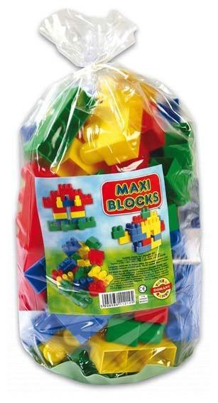 Cuburi Maxi Blocks Dohány 56 de piese de la 18 luni