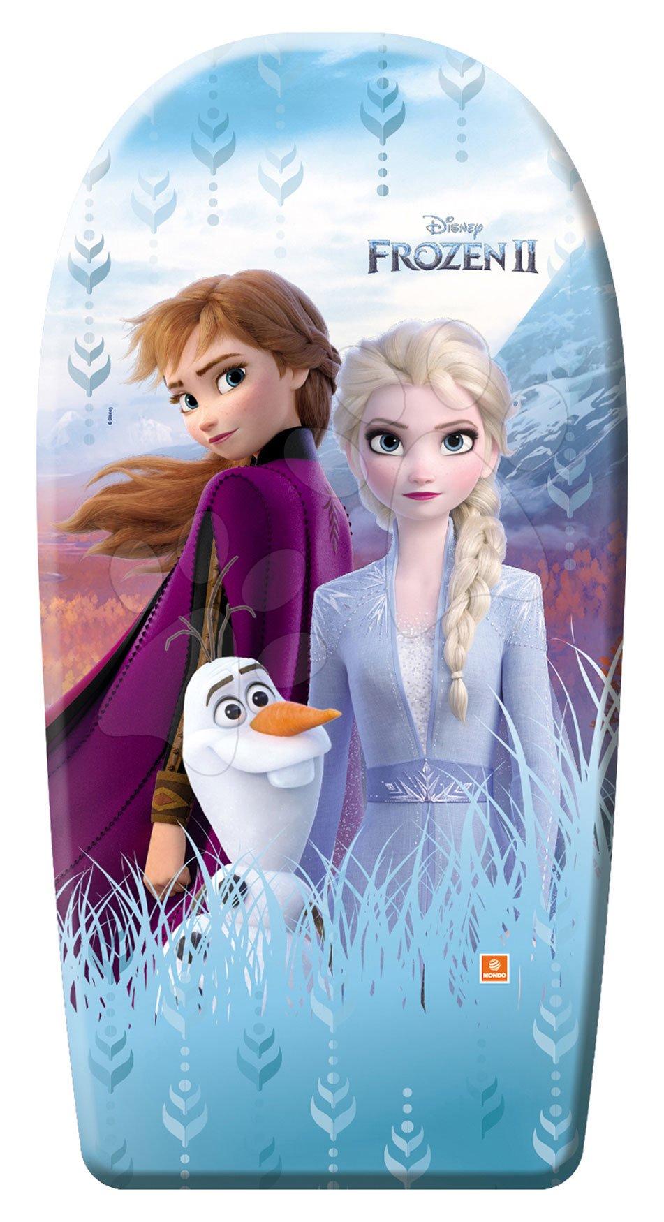 Pěnová deska na plavání Frozen Mondo 94 cm