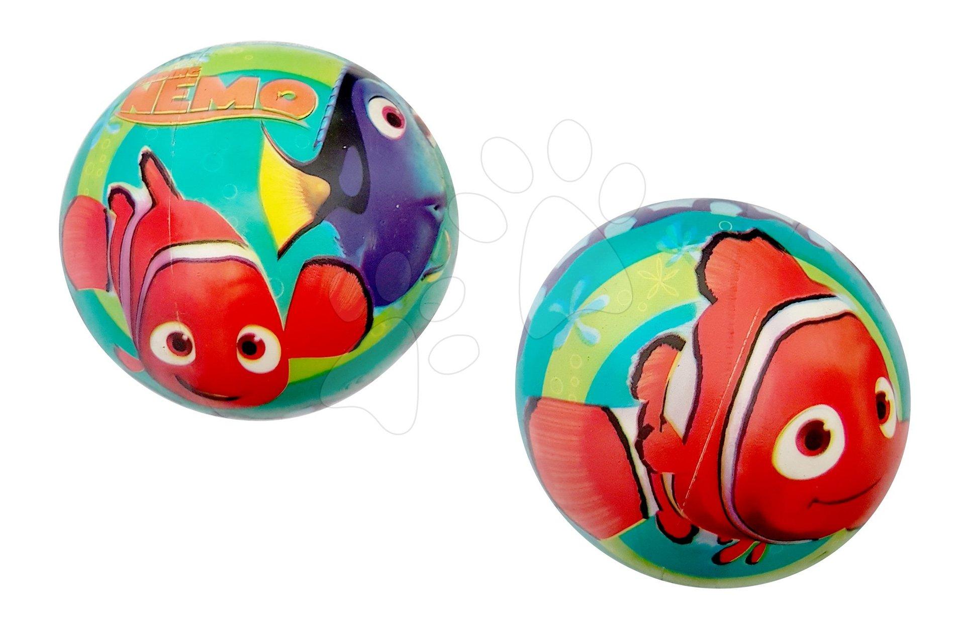 Rozprávkové lopty - Rozprávková lopta Hľadá sa Nemo Unice 15 cm