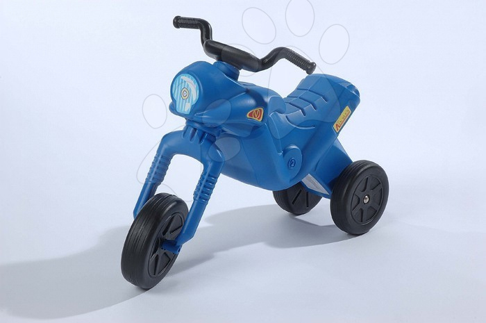 Motorky - Odrážadlo motorka Enduro Maxi Dohány modré