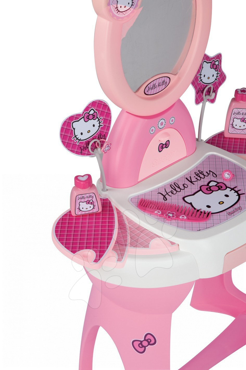 SMOBY 24711 Hello Kitty kadernicky stoli. Pre absolútny zážitok prosím  použite prehliadač s javascriptom be091e80564