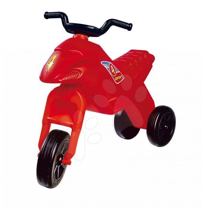 Motorky - Odrážedlo Superbike Maxi Dohány červené