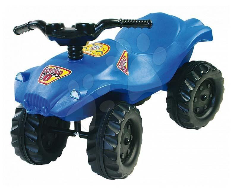 Motorky - Odrážedlo Quad Dohány čtyřkolka modrá