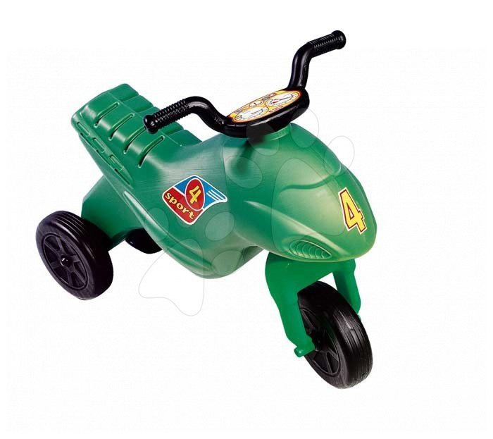 Kismotorok - Kismotor SuperBike Medium Dohány zöld 24 hó-tól