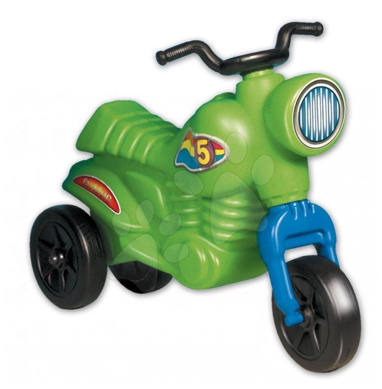 Motorky - Odrážedlo Classic 5 Motor Dohány zelené