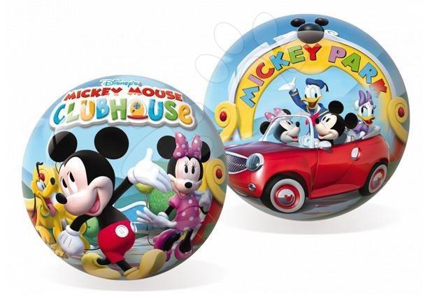Pohádkový míč Mickey a přátelé Unice 23 cm