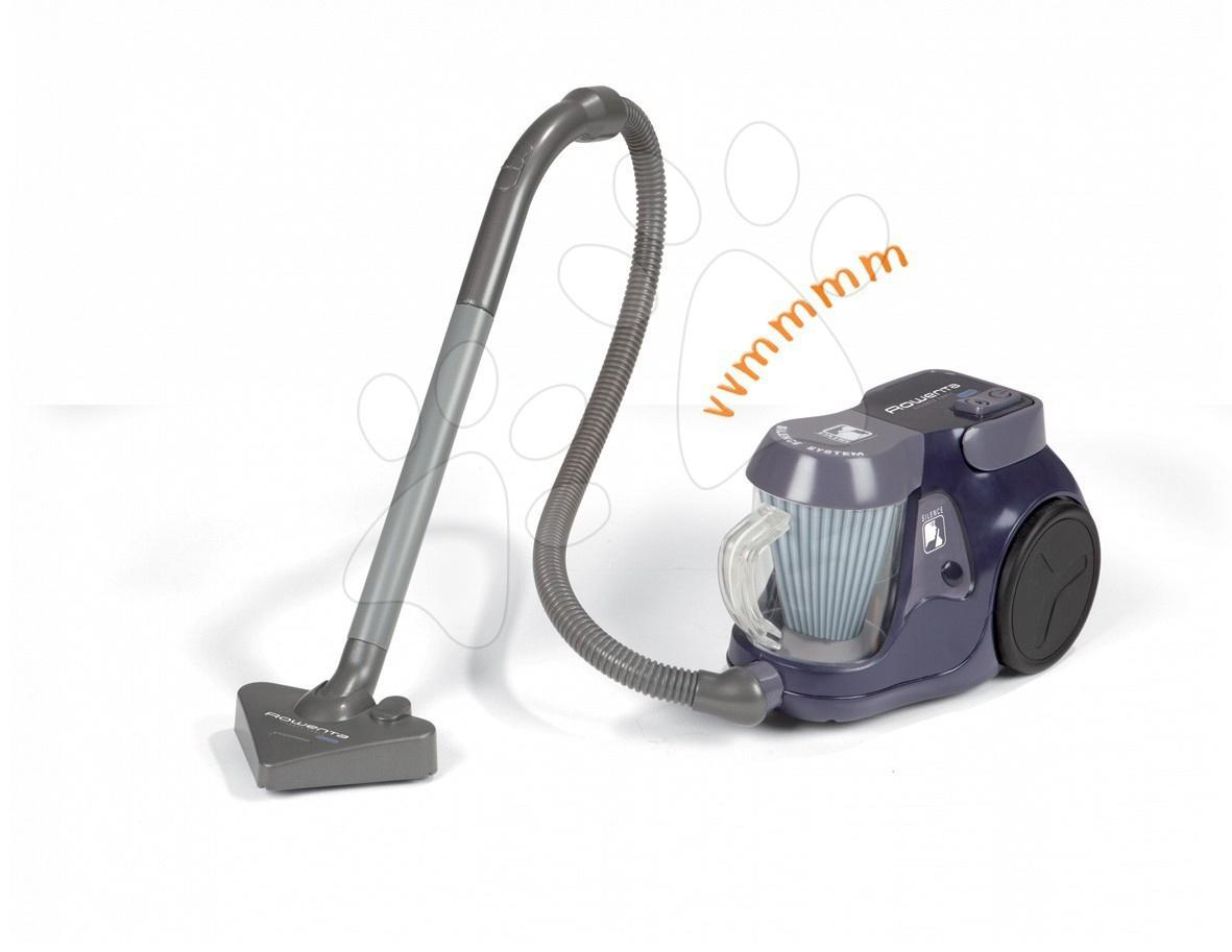 Dětský vysavač Rowenta Smoby elektronický s vodním filtrem
