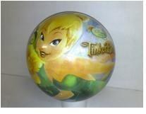 Rozprávková lopta Tinkerbell Unice 23 cm