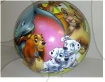 Rozprávková lopta Disney Unice 23 cm