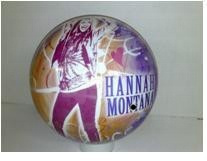 Pohádkové míče - Míč Hannah Montana Unice 23 cm