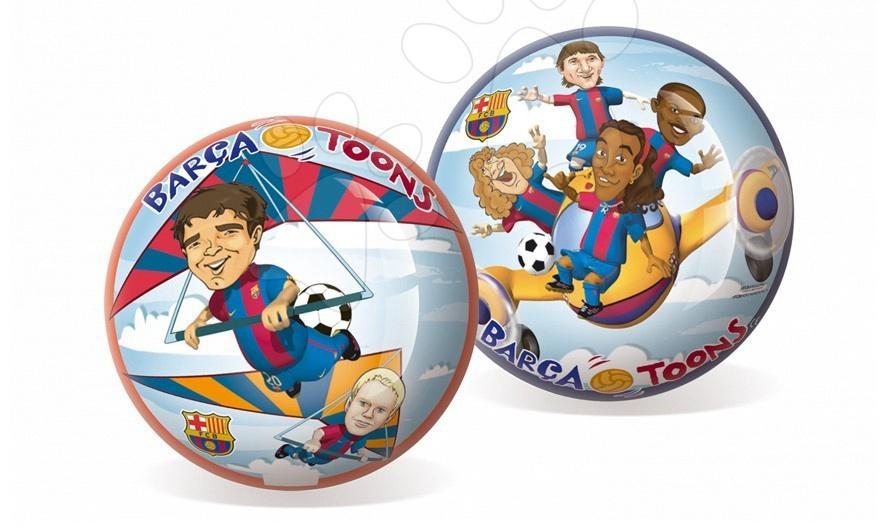 Pohádkové míče - Pryžový míč Barca Toons Unice 23 cm