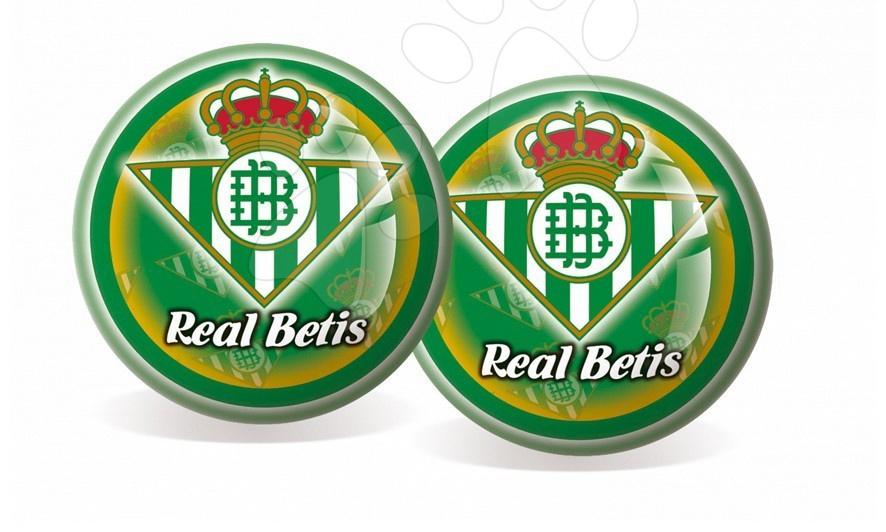Pohádkové míče - Pryžový míč Real Betis Uničov 23 cm