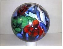 Žoga Marvel Unice 23 cm