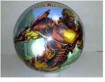Pohádkové míče - Míč Iron Man Unice 23 cm