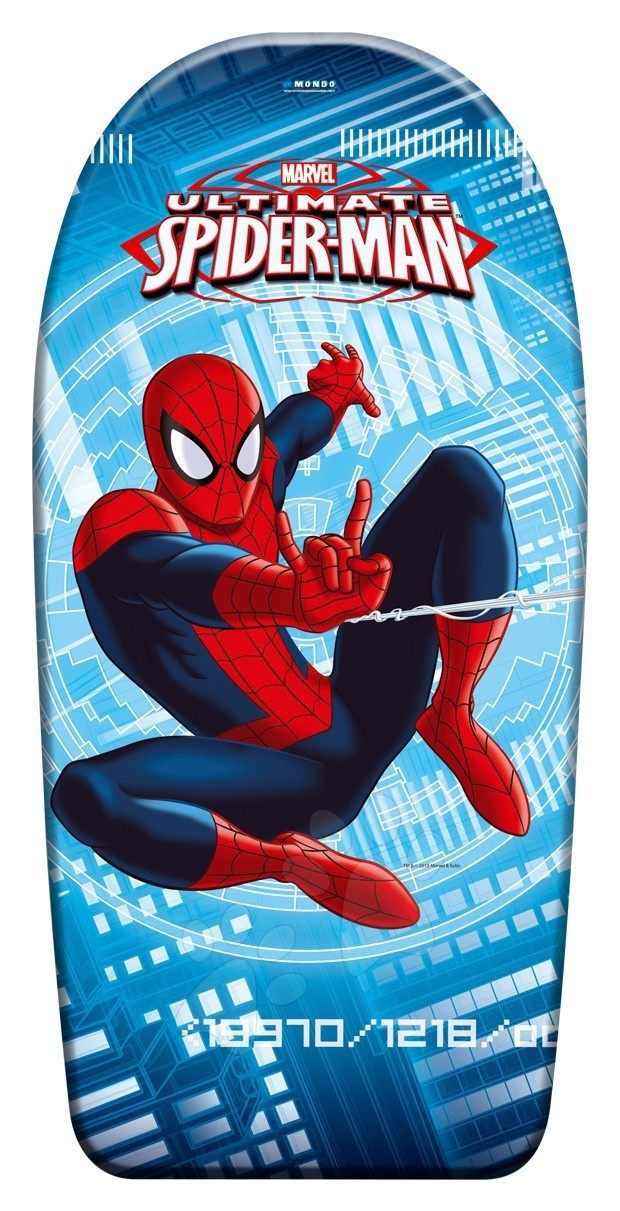 Deska na plavání Spiderman Mondo 104 cm asst.