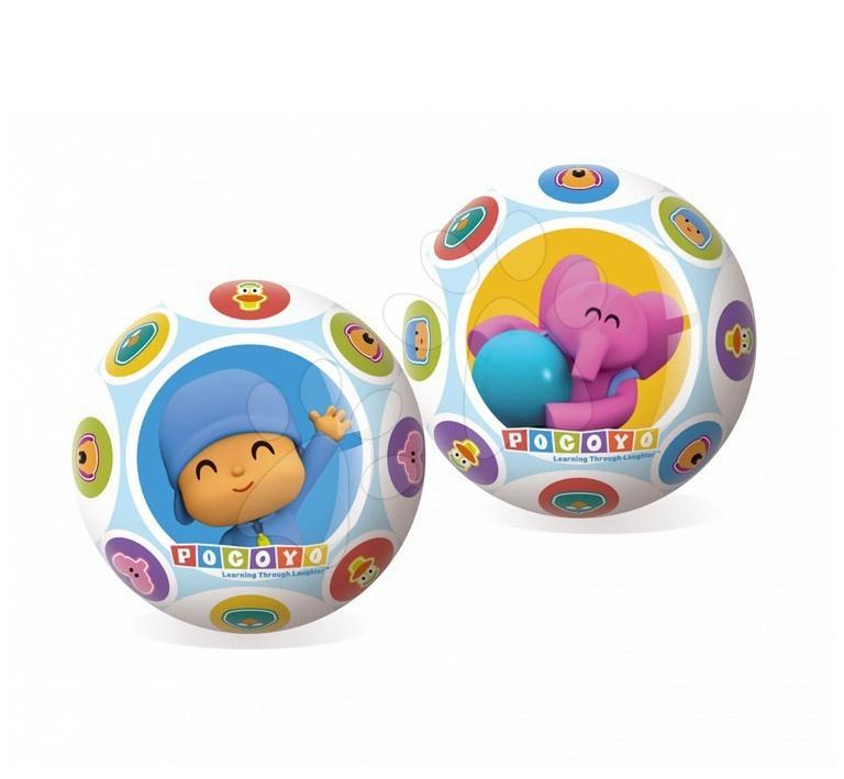 Pohádkové míče - Pohádkový míč Pocoyo Unice 23 cm