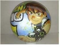 Pohádkové míče - Míč Ben 10 Unice 23 cm