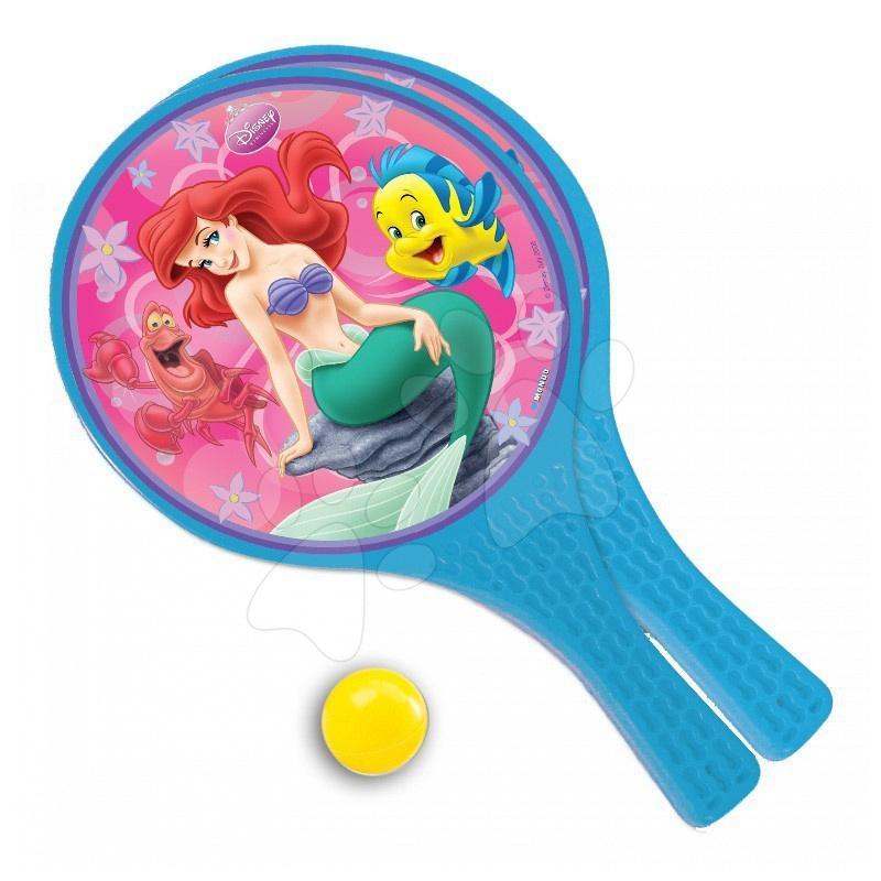 Plážový tenis Ariel Mondo s 2 raketami a míčkem